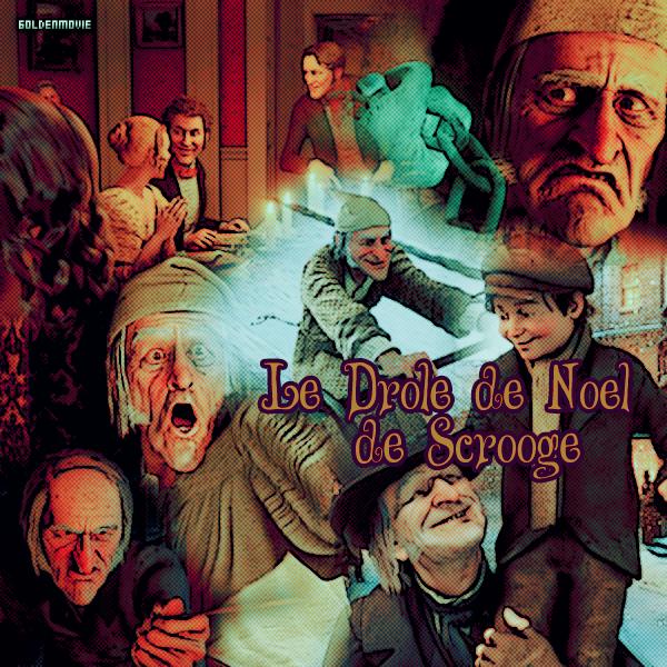 Le Drôle de Noël de Scrooge sortie le 25 Novembre 2009