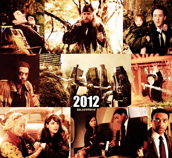2012 Sortie le 11 Novembre 2009