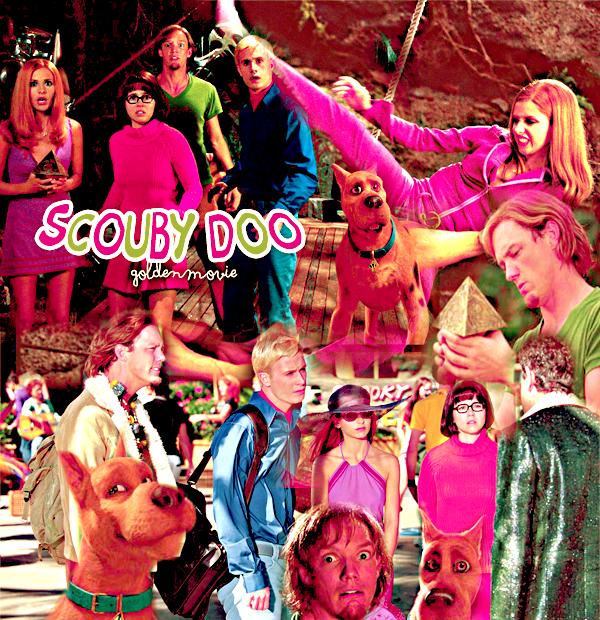Scouby Doo sortie le 10 juillet 2002