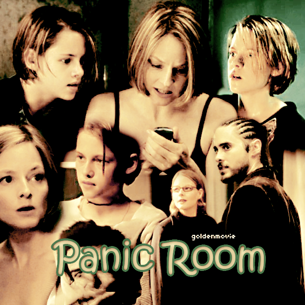 Panic Room sortie le 24 avril 2002