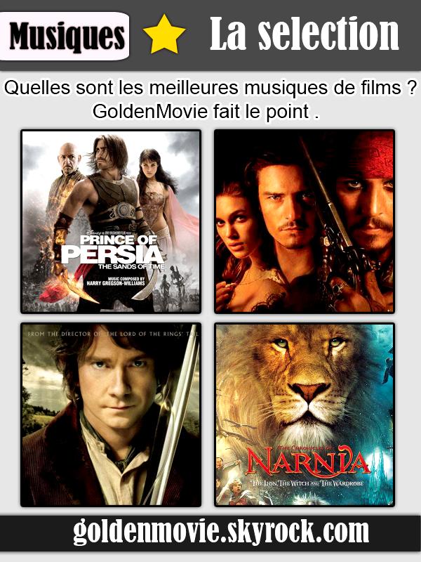 ♥ Meilleures musiques de films  ♥