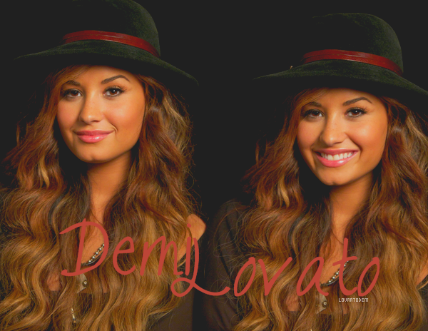 Fais toi Lovatisé par la belle Demi Lovato..♥