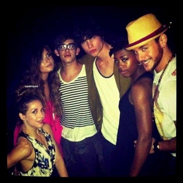 Demi Lovato a fait un concert ce 23 Septembre au Club Nokia à Los Angeles.