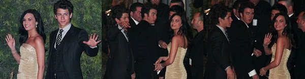 FLASHBACK ! Demi à la Vanity Fair Oscar le 7 Mars 2010. Top ou Flop ?