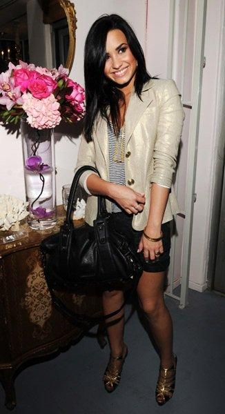 FLASHBACK ! Demi à la première de Oceans le 17 Avril 2010.