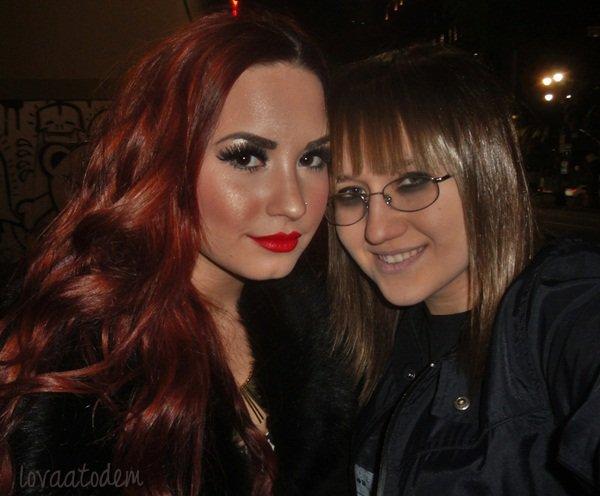 * 21 Janvier 2012 : Demi au Lexington Social. *