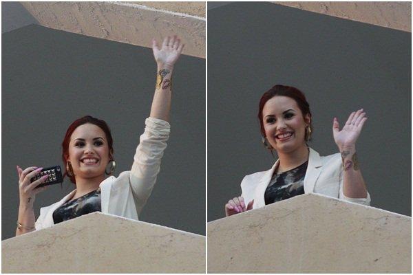 * 2 Janvier 2012 : Demi partant pour le Chili. *