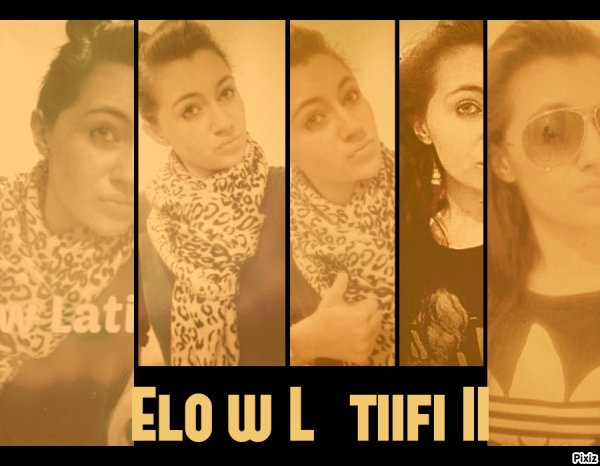 Elo'w Làtiifi II • T'ƋiMҼ PƋS S`PƋS GRƋVҼ, MҼS OUVRҼ PƋS TƋGҼULҼ MҼRCi ƋURҼVOiiR :$