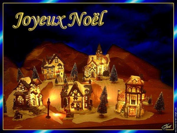JOYEUX NOEL A TOUS !!!!!!!!!!!!