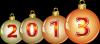 bonne année à tous, amis et famille