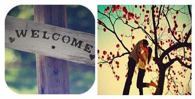 Bienvenue.*