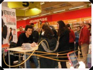 10/02/2012 - Souvenir de Kev Du Auchan De Perpignan