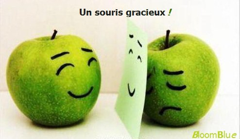 Un sourire Gracieux