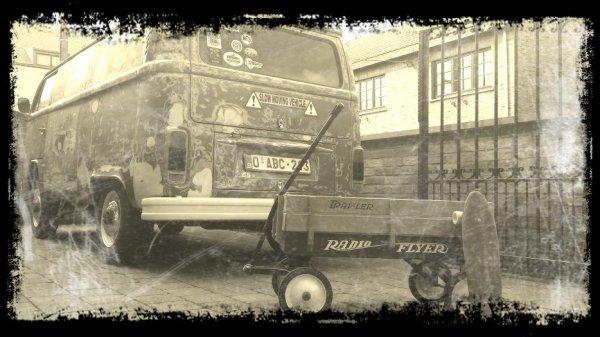Ahhh le vintage !!!