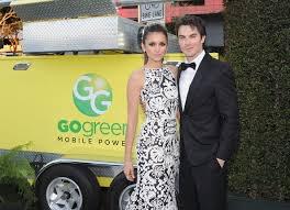 Ian & Nina : Elton John Oscars Party 2013 !