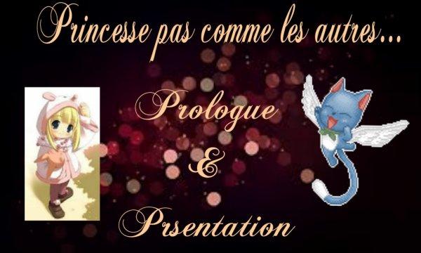 Fiction:Prologue & Présentation