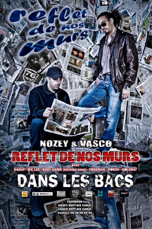 """L'ALBUM """" REFLET DE NOS MURS """" TOUJOURS DISPONIBLE DANS LES BACS ! (ALBUM)"""