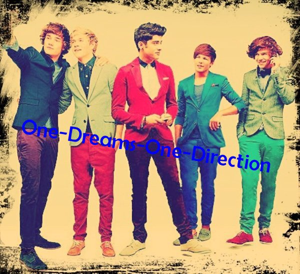 Bienvenue sur One-Dreams-One-Direction!