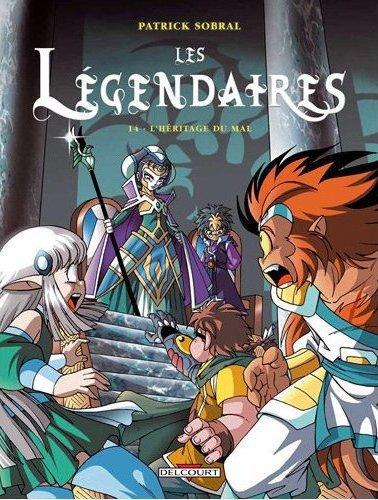 """""""Les Légendaires by me"""" - Chapitre 7"""