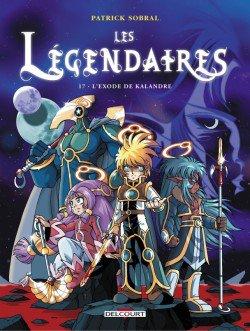 """""""Les Légendaires by me"""" - Chapitre 18"""