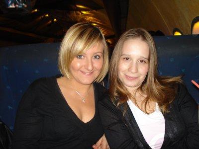 Roxane et moi!