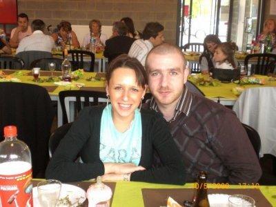Vanessa et son homme