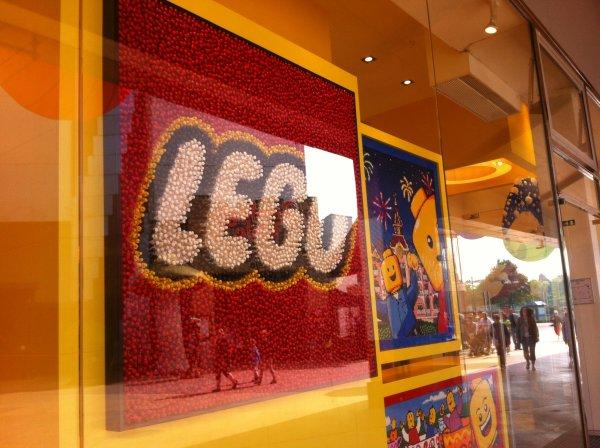 Des constructions en lego- époustouflant !!