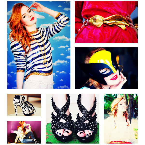 . ___ Bloggeuse @ 12 avril 2011