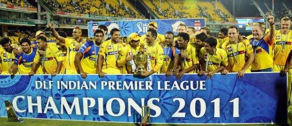 ++++IPL 2011 Champion++++