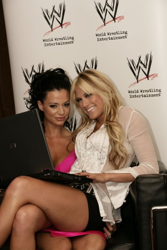 candice et kelly kelly