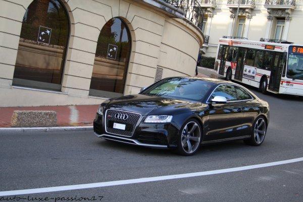 Audi Monaco : audi rs5 monaco blog de auto luxe passion17 ~ Gottalentnigeria.com Avis de Voitures