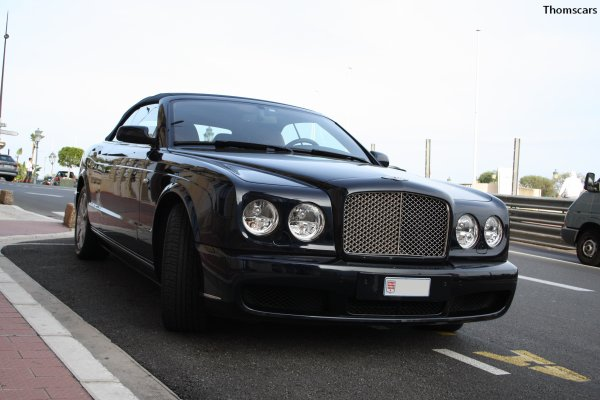 Bentley Azure - Monaco