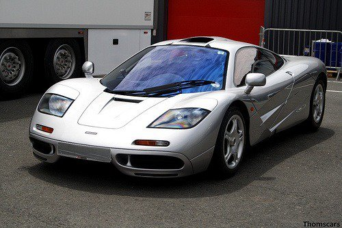 McLaren F1 - Sport et Collection 2012