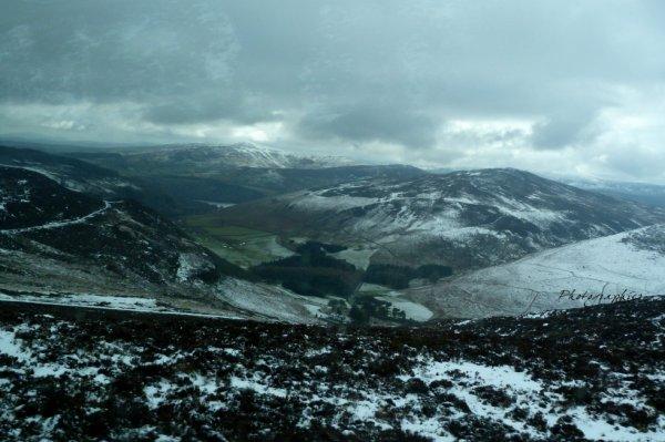 Après glendalough ( chemin de montagne )
