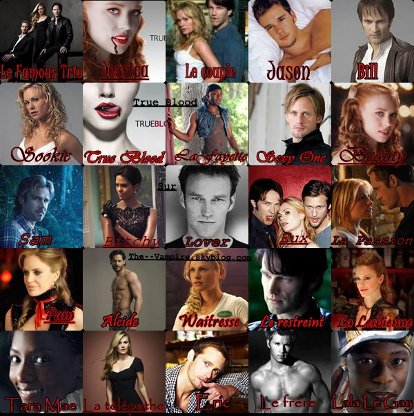 True Blood ? Or not True Blood ?