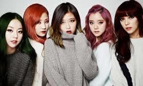 Wonder Girls (원더걸스)