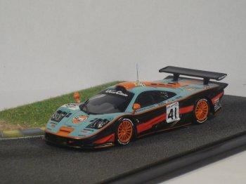 MAC LAREN  F1  GTR  N° 41