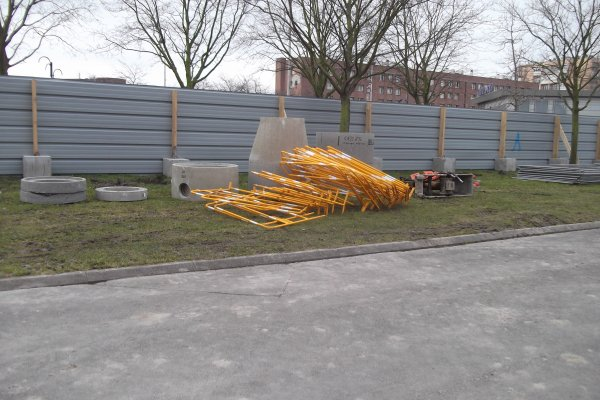 chantier (mars 2012)