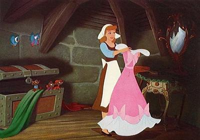 1950 Cendrillon Le Monde Féerique De Walt Disney