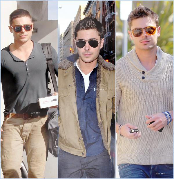 *__________A toi de choisir ! Avec quelles paires de lunette préfères-tu Zac ? Moi personnellement, celle du milieu.*