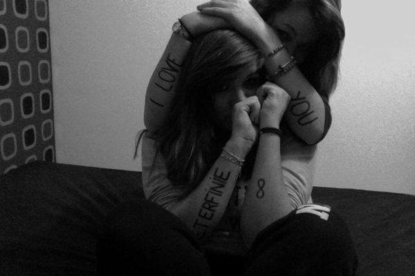 Tu es le pilier de ma vie.