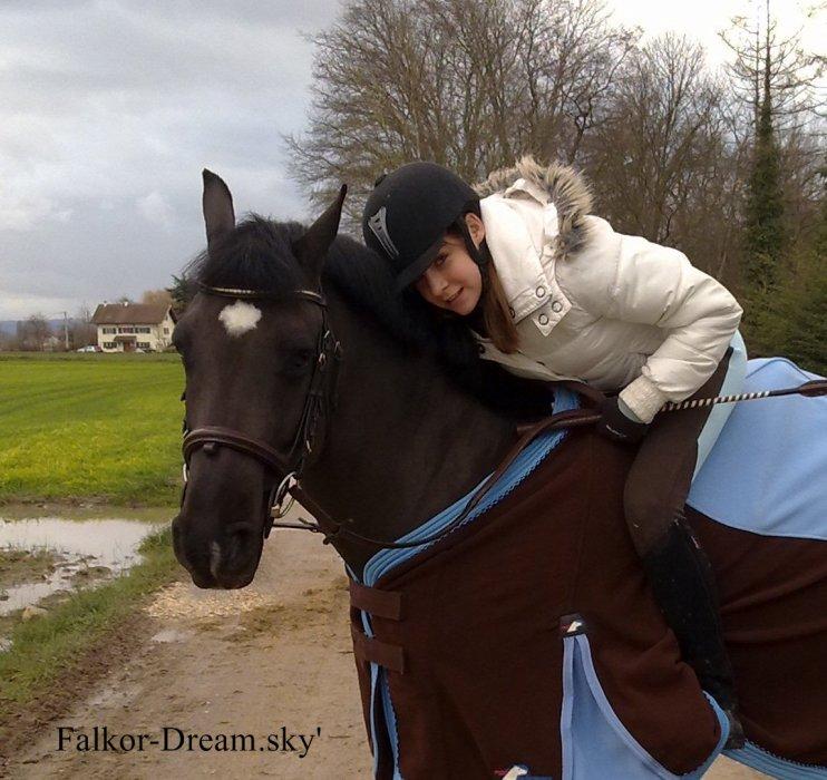 Un poney d'exeption ♥