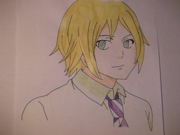 Dessins fait par MOI pour les fan d'autres manga !!!