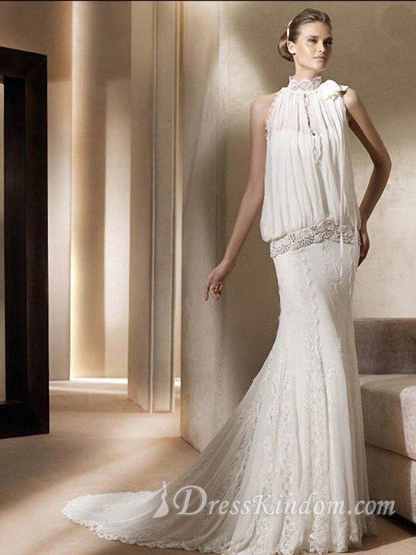 Comment porter robe de mariée meilleure apparence