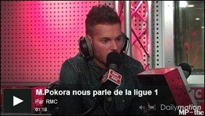 25 janvier 2011 : Matt était à Canal+ dans le Grand Journal après être passé sur RMC