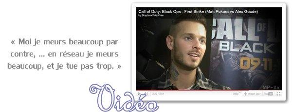 """2 février 2011 : Duel au """"Game St Lazarre"""" contre Alex Goude"""
