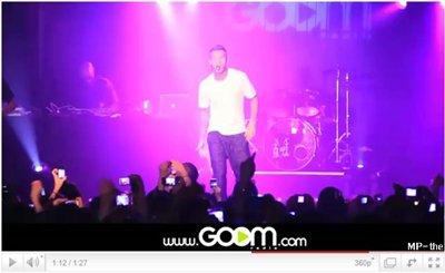 4 février 2011 : Goom Célébration 2 au Showcase (Paris)