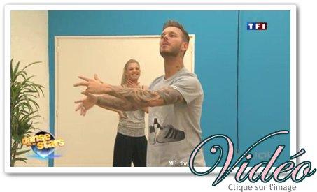 15 février 2011 : Danse Avec Les Stars (Répétitions)