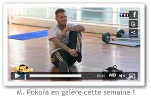 26 février 2011 : Danse Avec Les Stars (Répétitions)