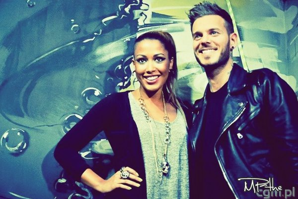 M. Pokora featuring Patricia Kazadi - Wanna Feel You Know